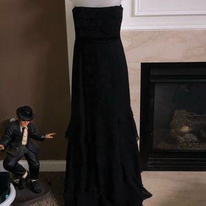 BCBG Long black dress/gown